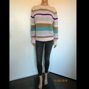J. Crew Point Sur Alpaca Blend Crewneck Sweater XL